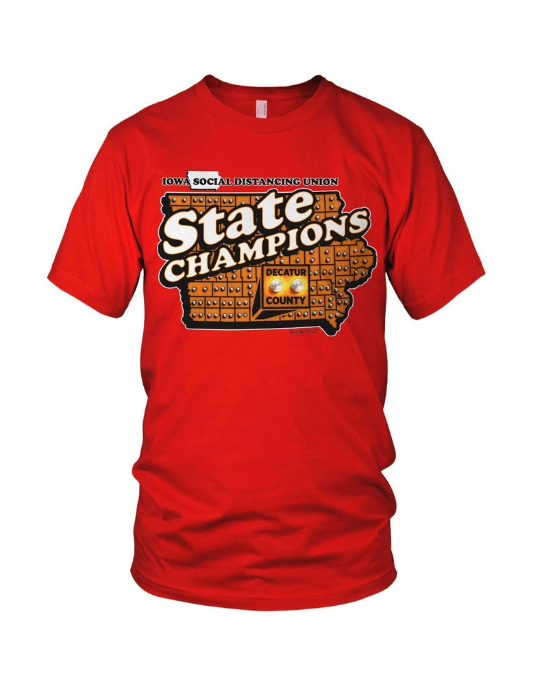 Social Distancing State Champions image 0