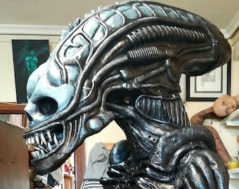Alien Xenomorph Mask Eighth Passenger