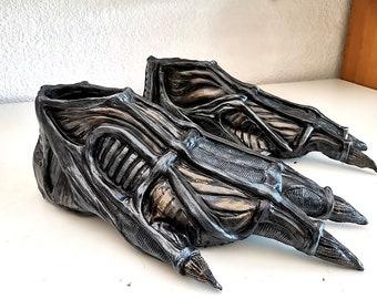 Alien Warrior Feet