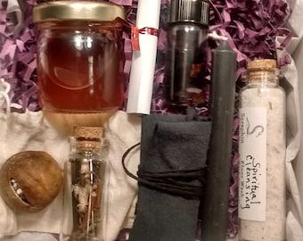 Breakup Spell Jar Kit, Extra Strength