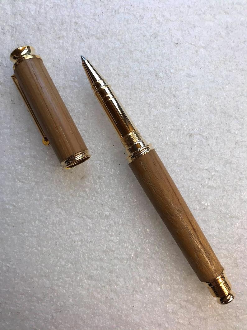 Handmade Wooden Rollerball Pen