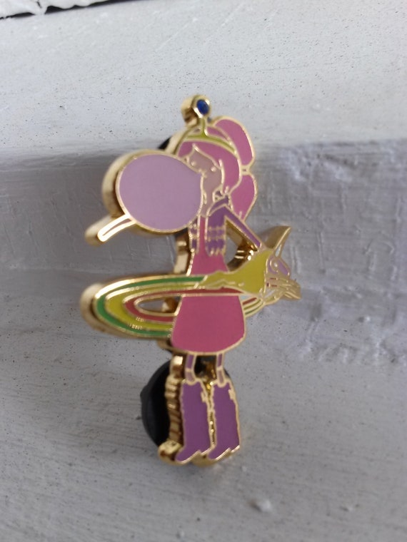 Princess Bubblegum Hooping Rainacorn - From The Vault - Glow Bubblegum - Classic East
