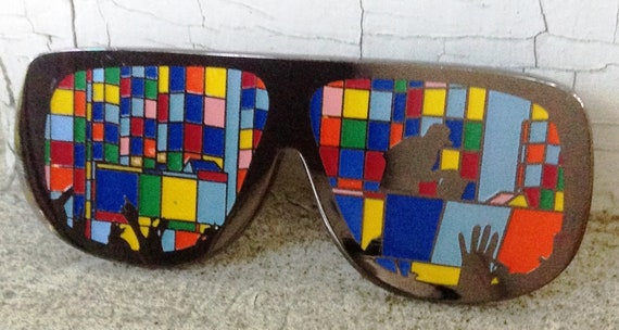 Pretty Shades - From The VAULT - Pretty Lights - Pretty Shades Glow Pin - PL