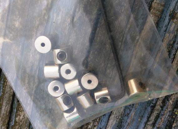 Lapel Pin Locking Backs - Lock and Key - Pin Locks