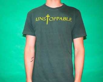 Unstoppable Cross T-shirt