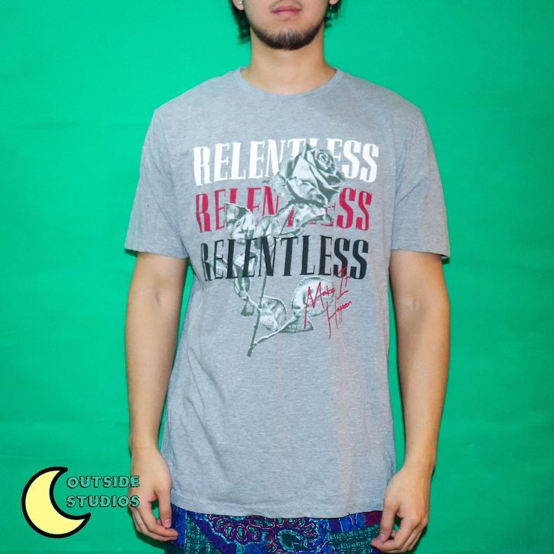 Relentless Rose T-shirt image 0