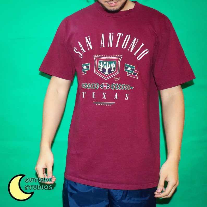 San Antonio Cactus T-shirt image 0