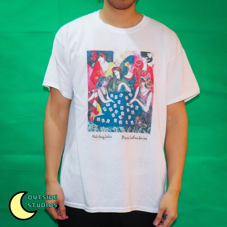 Poker Artwork T-shirt image 0