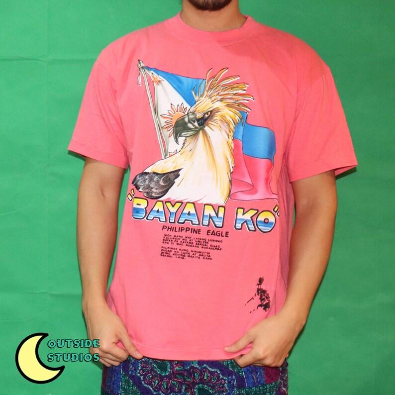 Philippines Eagle T-shirt image 0