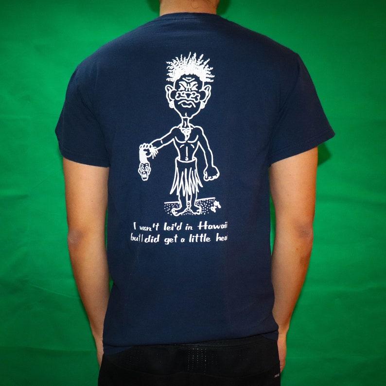 Tiki Man T-shirt image 1