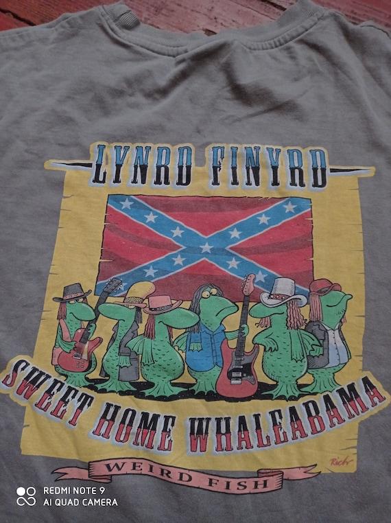 Vintage T-Shirt parody of Lynyrd Skynyrd 1993/Bill