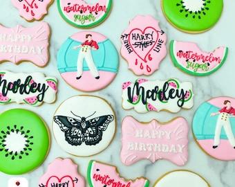 Harry Styles Cookies