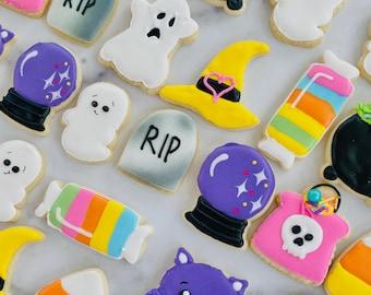 Halloween Treats Free Shipping Cookies