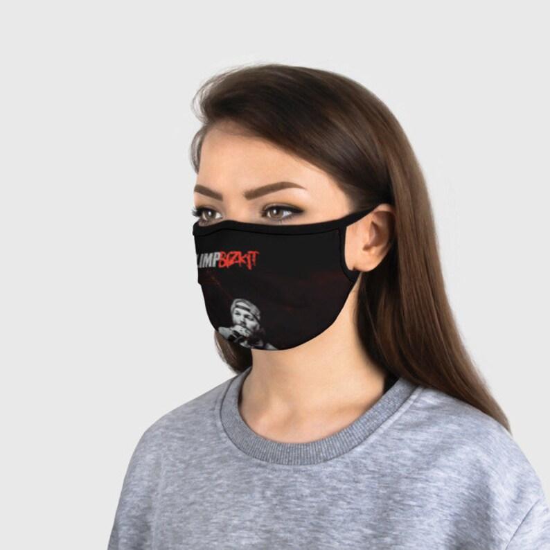 limp bizkit fred durst mask rock mask reusable etsy