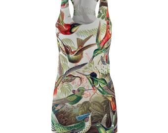 Racerback Dress Botanicals Sundress