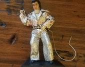 Elvis Transistor Radio Mancave Bar Decor