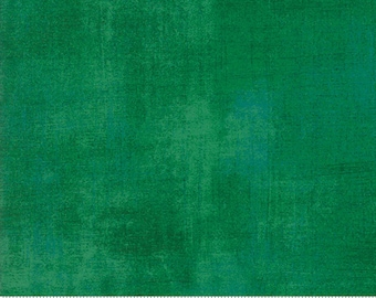 Grunge Amazon Green Moda Fabric BEAUTIFUL! 30150 340 Sold BTY Quilt Quilting