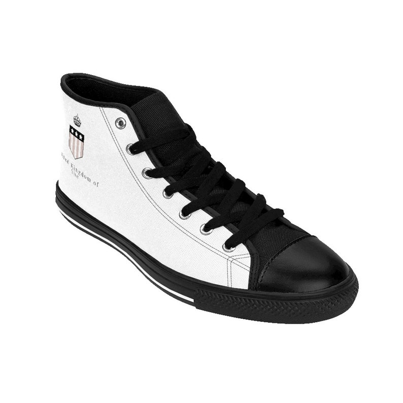 Uk di She Women's High-top Sneakers wesyyzjd