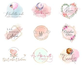 I will design logo, logo design, photography logo, custom logo design, bakery logo, makeup artist logo, photographer for your business