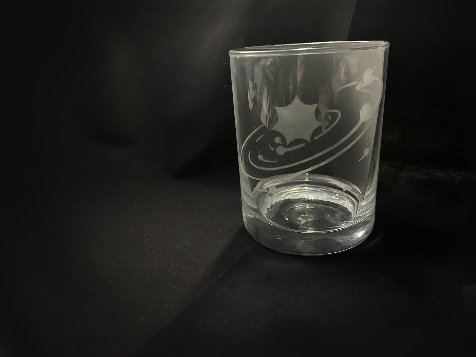 Galaxy Glassware
