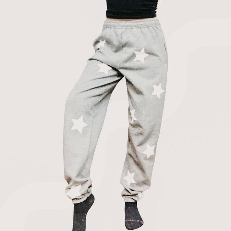 Star Sweatpants