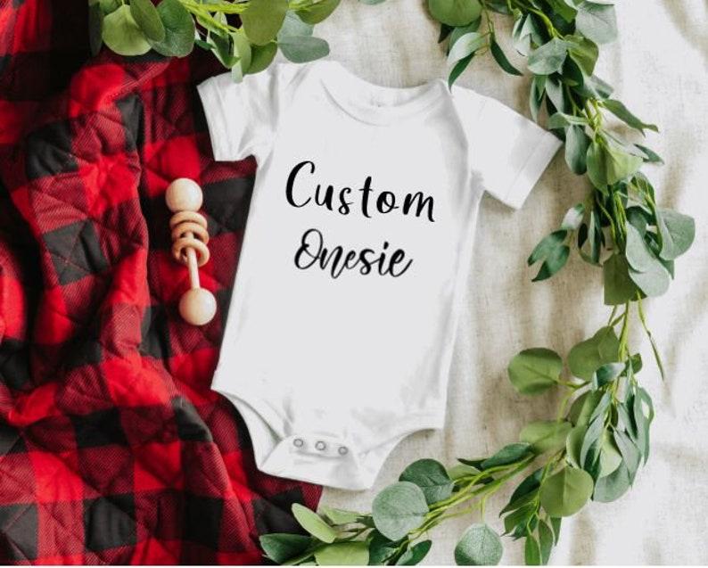 Baby Boy Onesie\u00ae,Baby Girl Onesie\u00ae Custom Onesie\u00ae Custom Baby Onesie\u00ae,Personalized Onesie\u00ae,Announcement Onesie Baby Shower Gift,Bodysuit