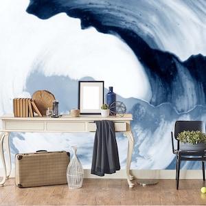 3D Tropical amorous Ocean scenery Wallpaper Removable Self Adhesive Wallpaper Wall Mural,Vintage art,Peel and Stick