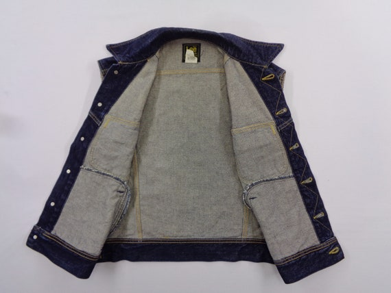 Lee Riders Jacket Vintage Lee Riders Made In Japa… - image 3