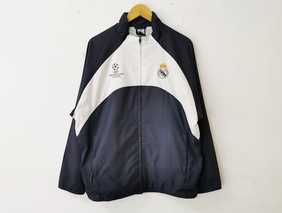 Real Madrid Jacket Real Madrid By Adidas Windbreak