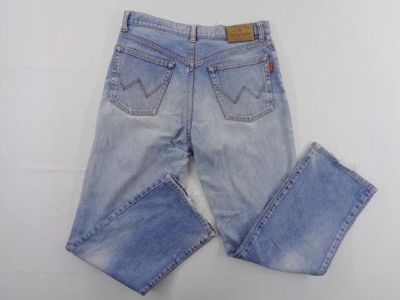 Wrangler Jeans Vintage Distressed Size 33 Wrangler