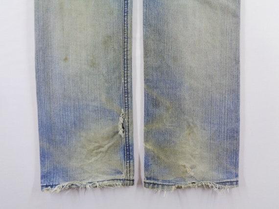 Lee Riders Jeans Vintage Distressed Lee Riders Je… - image 9
