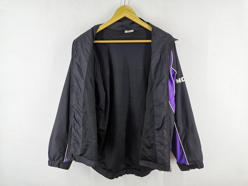 Lacrosse Jacket Vintage Lacrosse Ryukoku University Windbreaker Jacket Size M