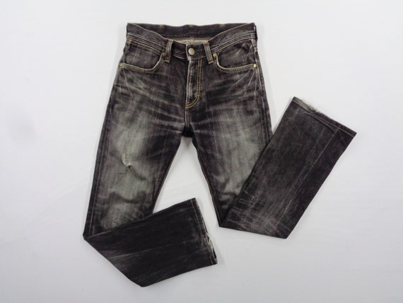 Wrangler Jeans Vintage Distressed Size 29 Wrangler
