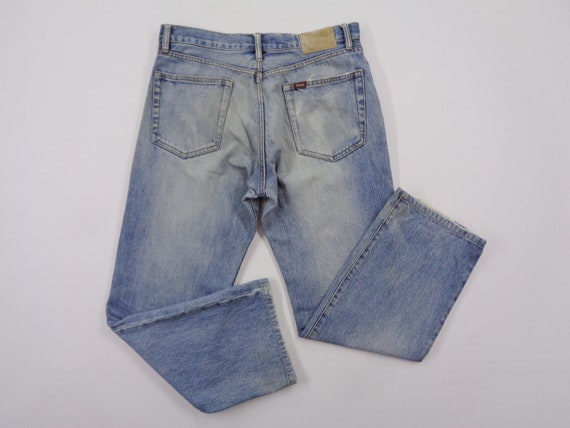 Hanes Jeans Vintage Distressed Hanes Ripped Jeans