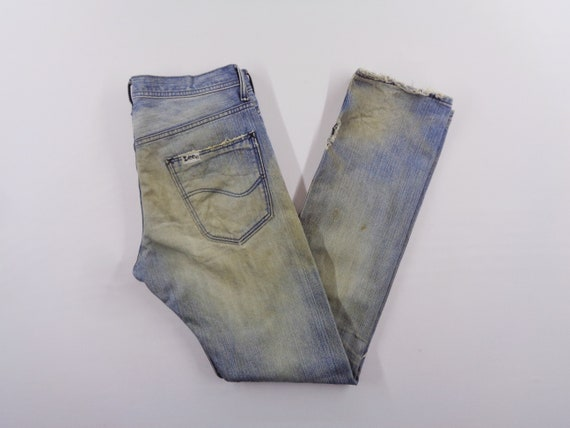 Lee Riders Jeans Vintage Distressed Lee Riders Je… - image 5