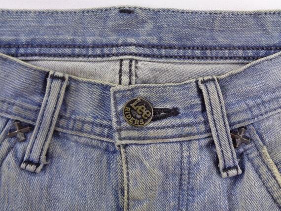 Lee Riders Jeans Vintage Distressed Lee Riders Je… - image 6