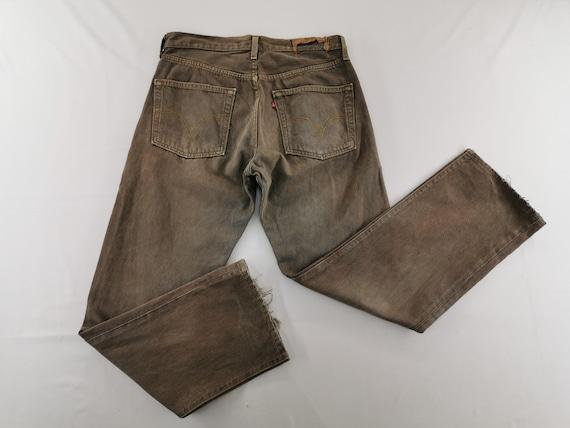 Levis Jeans Vintage Distressed Levis Jeans Pants S