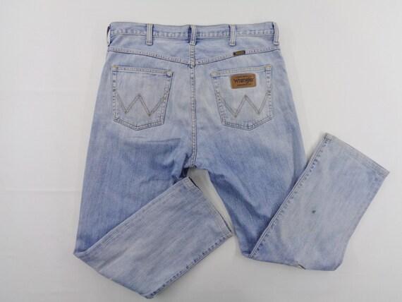 Wrangler Jeans Vintage Distressed Size 37 Wrangler