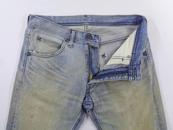 Lee Riders Jeans Vintage Distressed Lee Riders Je… - image 7