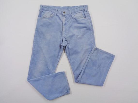 Levis Pants Vintage Distressed Levis Corduroy Pant