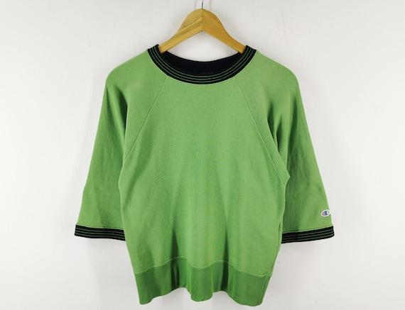 Champion Sweatshirt Vintage Champion Logo Pullover