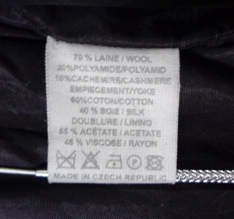 Vanessa Bruno Jacket Vanessa Bruno Made In Czech Republic Kimono Jacket Style Size 36