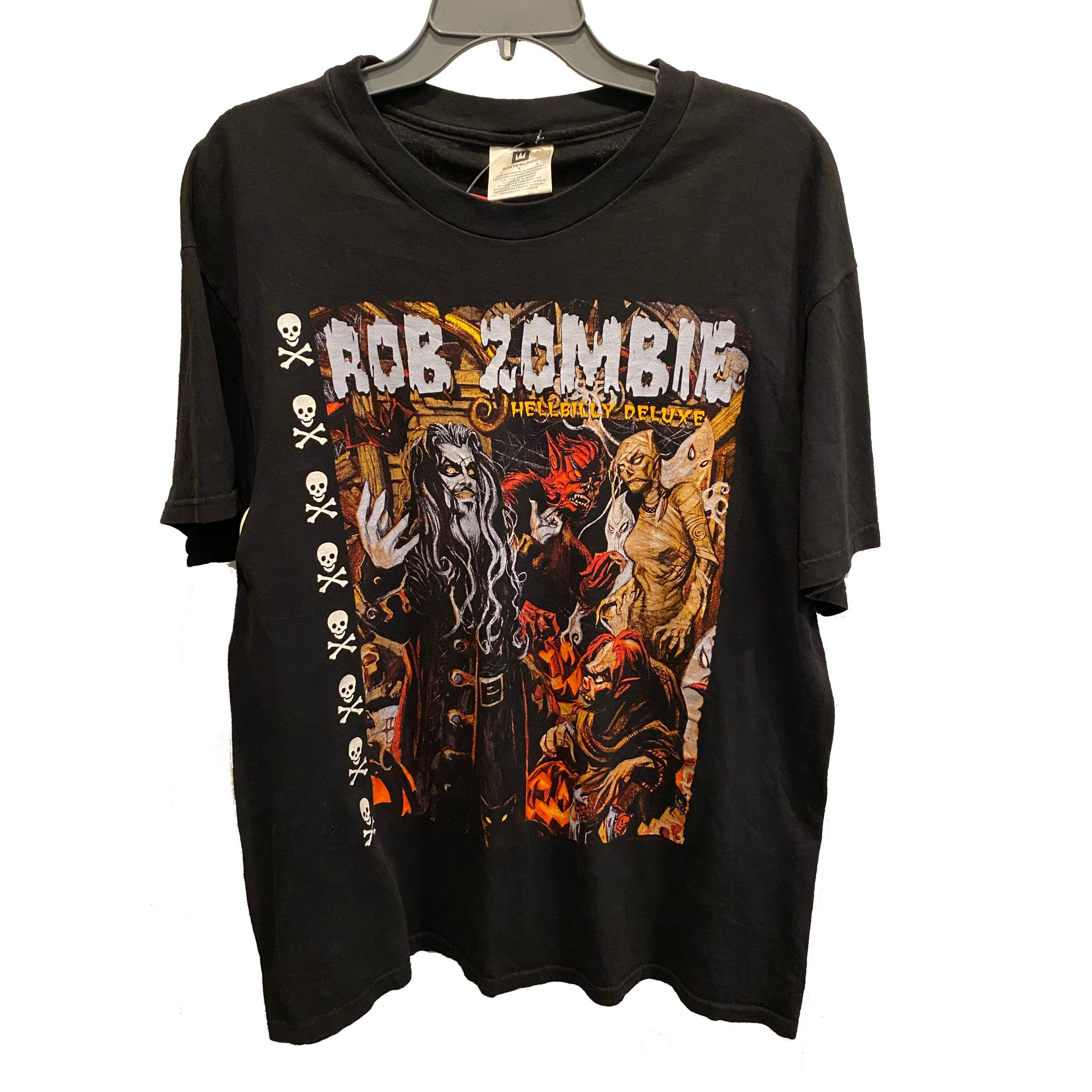 Rob Zombie Lords Of Salem Adult Mens T-Shirt