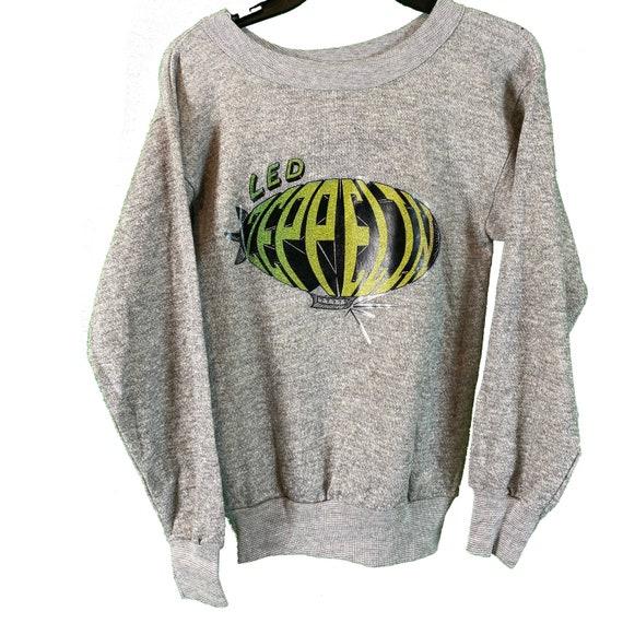 VINTAGE Led Zeppelin Sweatshirt