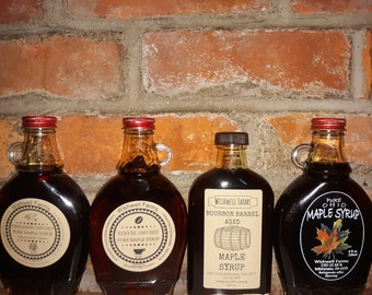 Maple Syrup Sampler Pack (20% savings)