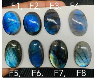 Blue Flash Labradorite 54.75 Crt 33x24x9 MM P765 Labradorite Jewelry 50/% Off Natural AAA Labradorite Cabochon Labradorite Loose Gemstone