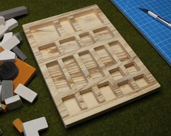 Brick Mold (04) wood style