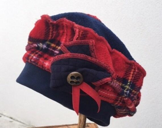 woman beret