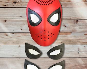 Spiderman Homecoming FACESHELL