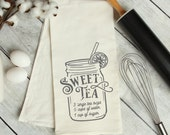 Sweet Tea SVG File, Southern SVG File, Tea, Sweet Tea, Cricut, Silhouette, Cutting Files, Digital Download, Instant Download 1